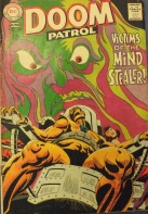 "DC: Doom Patrol, 1968, ""In the Shadow of the Great Guru"""