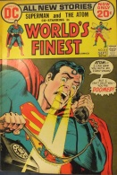 DC: Superman and The Atom, Serie World's Finest, 1972