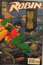 DC: Robin, 1996