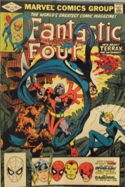 "Marvel: Fantastic Four, ""Terrax the Untamed"", 1982"
