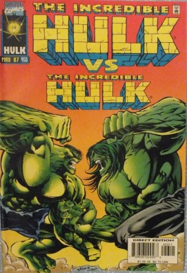 "Marvel: The Incredible Hulk, ""Lock and Key"", 1997"
