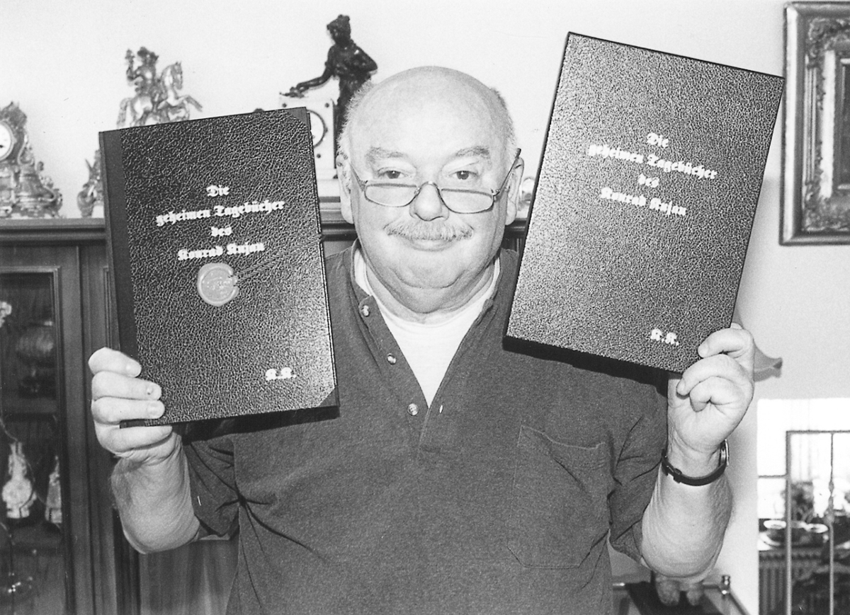 Konrad Kujau: Meisterfälscher aus Bietigheim