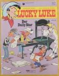 Lucky Luke, Nummer 45: ein ganzes Heft für den Daily Star.