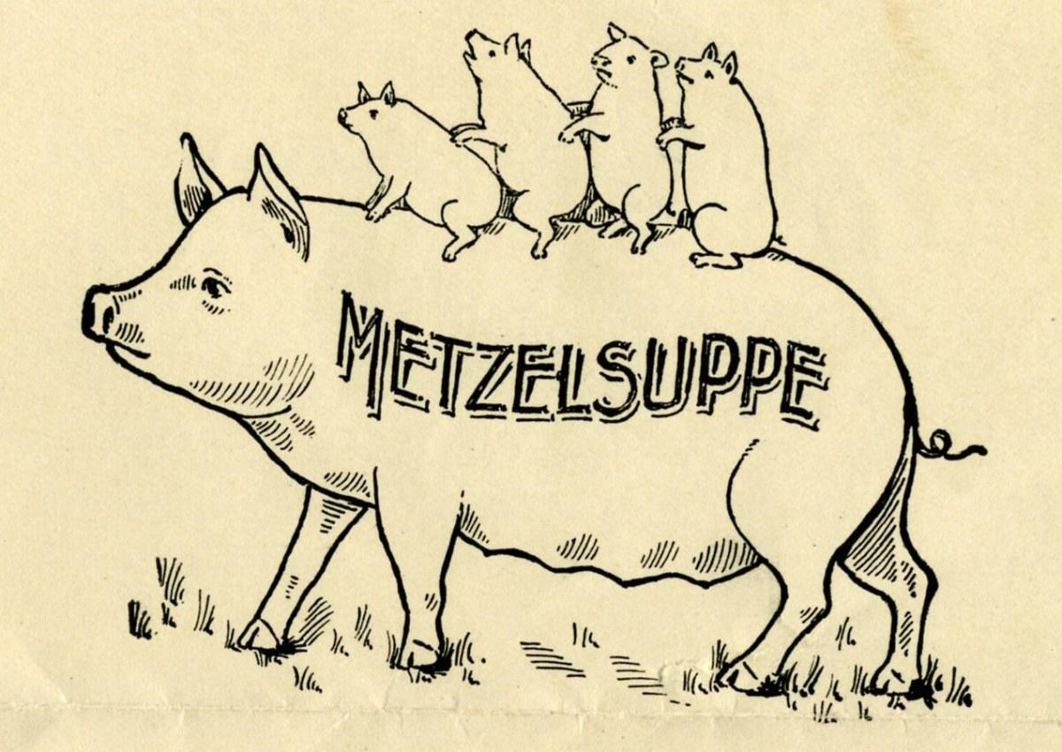 Geheimgespräche bei Metzelsuppe in Bietigheim