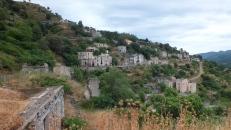 Die Geisterstadt Gairo.