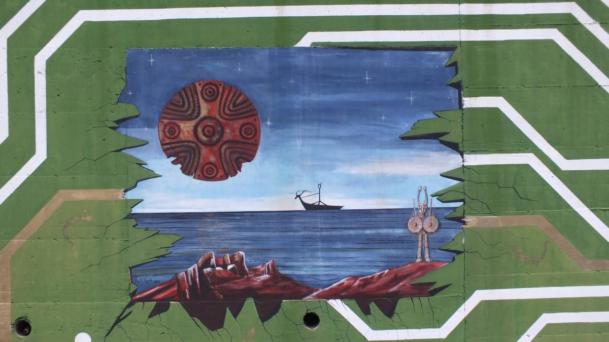 Sardinien: Wandbilder mit Tradition