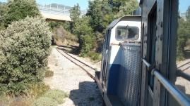 Auf der Strecke nach Sadali.