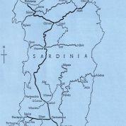 Die Bahn erschließt Sardinien von Norden bis Süden. Von Westen nach Osten gibt es viele Nebenbahnen.