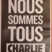 Beilage in französischer Zeitung.