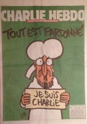 Das Original auf Charlie Hebdo.